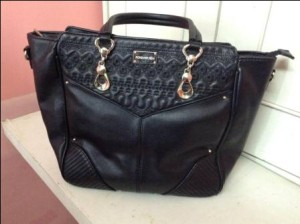 forever new handbag black