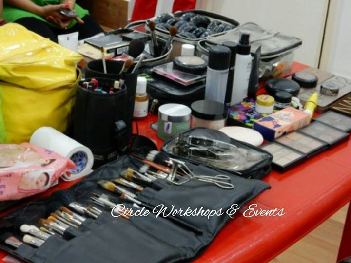Abhijit Chanda's Makeup kit