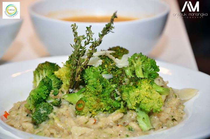 Broccoli Rissoto