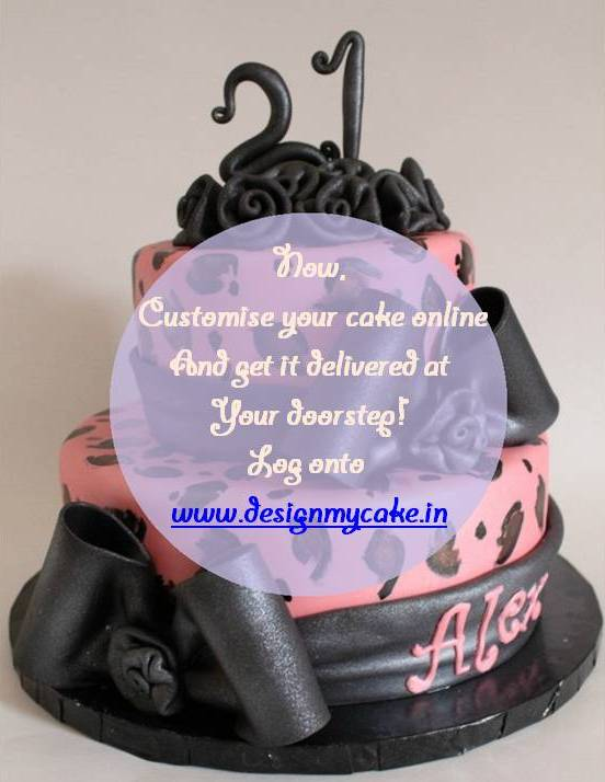 Now Customize Your Own Cakes Online With Design My Cake
