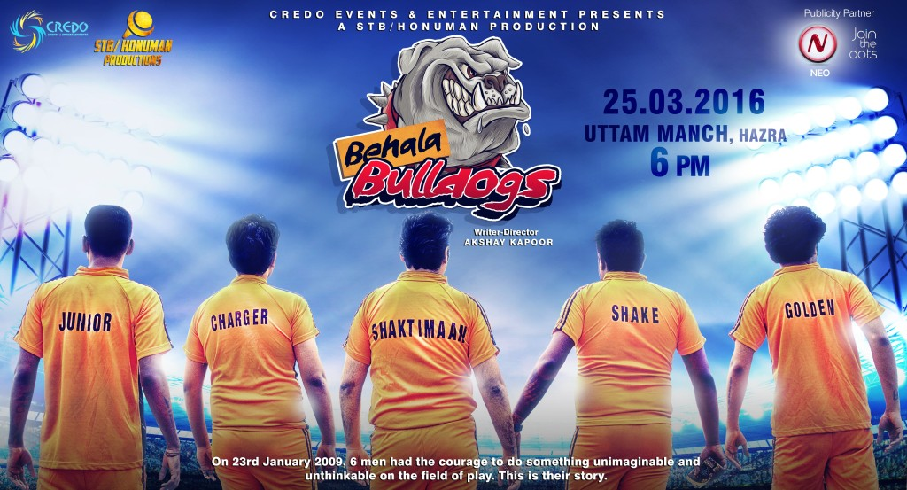 Behala Bulldogs Kabaddi
