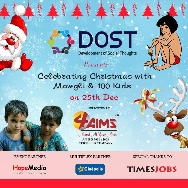 A Memorable Christmas with DOST and Mowgli