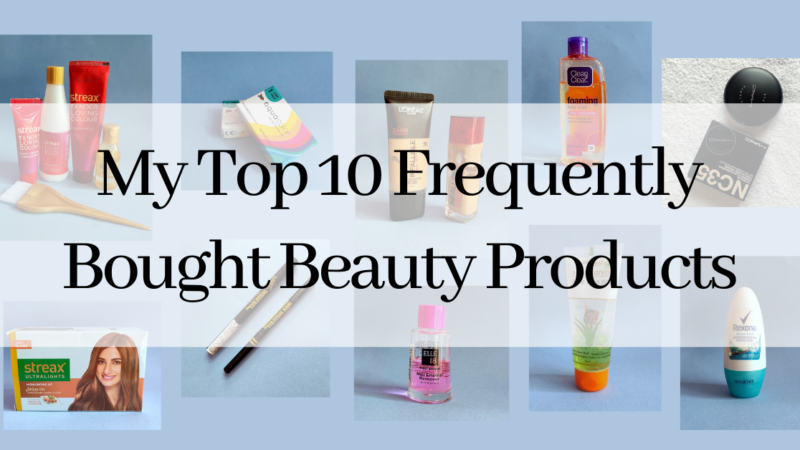10 beauty products I have been repeat buying for over 5 years